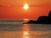 Закат над черным морем-Турция